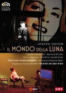 Joseph Haydn - Il Mondo della Luna [2 DVDs]