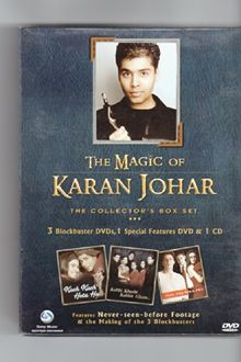 The Magic of Karan Johar the Collector's Box Set