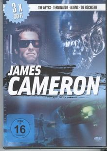 James Cameron Box (Terminator / Aliens - Die Rückkehr / The Abyss)