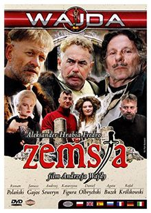 Zemsta [DVD] [Region Free] (Deutsche Untertitel)