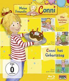 Meine Freundin Conni 4 - Conni hat Geburtstag [Blu-ray]