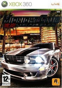 Third Party - Midnight club Los Angeles Occasion [ Xbox 360 ] - 5026555247214