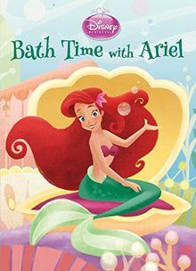 Bath Time with Ariel (Disney Princess) (Board Book)