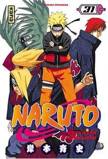 Naruto, Tome 31 :