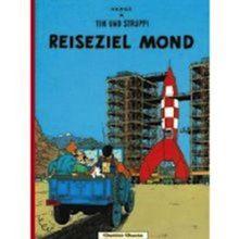 Tim und Struppi, Carlsen Comics, Neuausgabe, Bd.15, Reiseziel Mond
