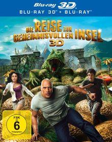 Die Reise zur geheimnisvollen Insel (+ Blu-ray) [Blu-ray 3D]