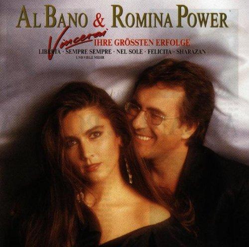 Vincerai Ihre Größten Erfolge Von Al Bano Romina Power