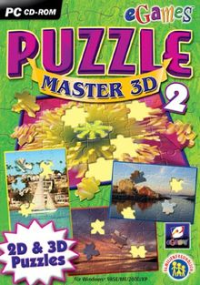 eGames Puzzle Master 3D 2