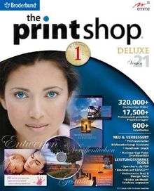 Printshop 21 Deluxe