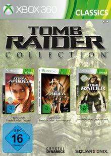 Tomb Raider Collection - [Xbox 360]