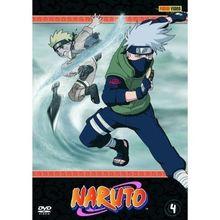 Naruto - Vol. 04, Episoden 15-18