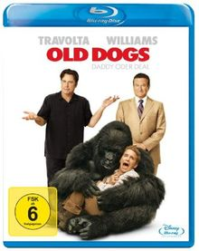 Old Dogs [Blu-ray]