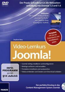Joomla! - Video-Lernkurs (PC+MAC)