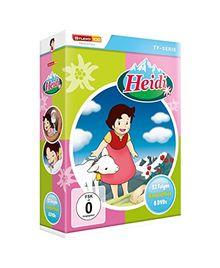 Heidi - Komplettbox [8 DVDs]