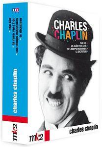 Charlot, le meilleur : le dictateur ; les temps modenes ; le kid ; la ruée vers l'or [FR Import]