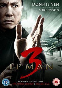 IP Man 3 [DVD] [Region-Free] [UK Import]