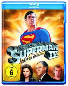 Superman 4 [Blu-ray]