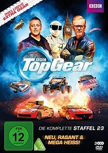 Top Gear - Die komplette Staffel 23 [3 DVDs]