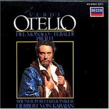 Verdi: Otello (Gesamtaufnahme ital.)