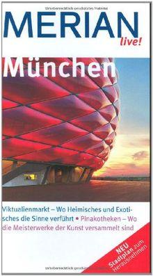 München: Viktualienmarkt - Wo Heimisches und Exotisches die Sinne verführt. Pinakotheken - Wo die Meisterwerke der Kunst versammelt sind
