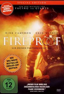 FIREPROOF - Gib deinen Partner nicht auf ( SPECIAL EDITION incl. Bonus-Material)