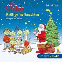 Die Olchis. Krötige Weihnachten (CD): Hörspiel mit Musik, 60 Min.