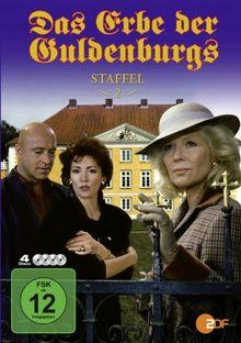Das Erbe der Guldenburgs - Staffel 2 (Jumbo Amaray - 4 DVDs)