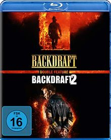 Backdraft Double Feature [Blu-ray]