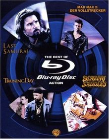The Best of Blu-ray Disc - Action