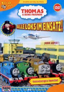 Thomas und seine Freunde - Alle Loks im Einsatz