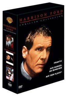 Harrison Ford Box Set (Aus Mangel an Beweisen / Frantic / Auf der Flucht) [3 DVDs]