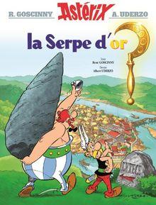 Astérix, tome 2 : La Serpe d'or