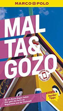 MARCO POLO Reiseführer Malta: Reisen mit Insider-Tipps. Inkl. kostenloser Touren-App
