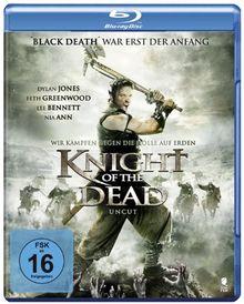 Knight of the Dead (Uncut) [Blu-ray]