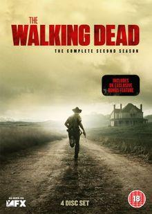 The Walking Dead: The Second Season [UK Import] [4 DVDs]