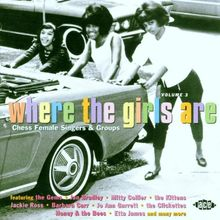 Where the Girls Are Vol.3