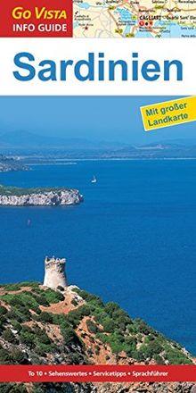 GO VISTA: Reiseführer Sardinien: Mit Faltkarte (Go Vista Info Guide)