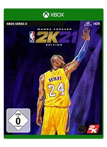NBA 2K21 Legend Edition - [Xbox Series X]