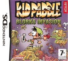Kid Paddle : Blorks invasion