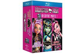 Coffret monster high [Blu-ray] [FR Import]