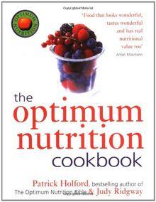 Optimum Nutrition Cookbook