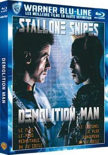 Demolition man [Blu-ray] [FR Import]