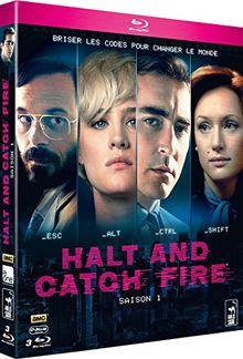 Coffret halt and catch fire, saison 1 [Blu-ray] [FR Import]