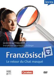 Französisch - Le Retour du Chat masque (+ Buch)