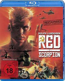 Red Scorpion - Restaurierte UNCUT-Fassung [Blu-ray]