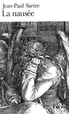 La Nausee (Folio)
