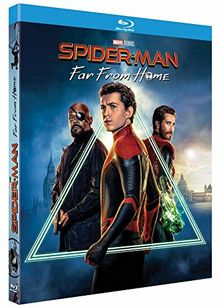 Spider-man : far from home [Blu-ray] [FR Import]