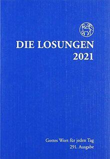 Losungen Deutschland 2021 / Die Losungen 2021: Normalausgabe Deutschland