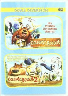 "Doble Diversion ""Colegas En El Bosque 1+2"" --- IMPORT ZONE 2 ---"