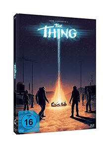 John Carpenter's THE THING – 3-Disc-Mediabook - Cover C - Edition #Ferguson - Limited Edition auf 1000 Stück (+ DVD) (+ Bonus-Blu-ray)